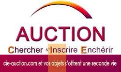 Cie-auction et vos objets s'offrent une seconde vie